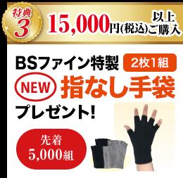 特典3 15,000円(税込)以上ご購入